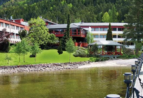 Revsnes hotell, kurs- og konferansesenter
