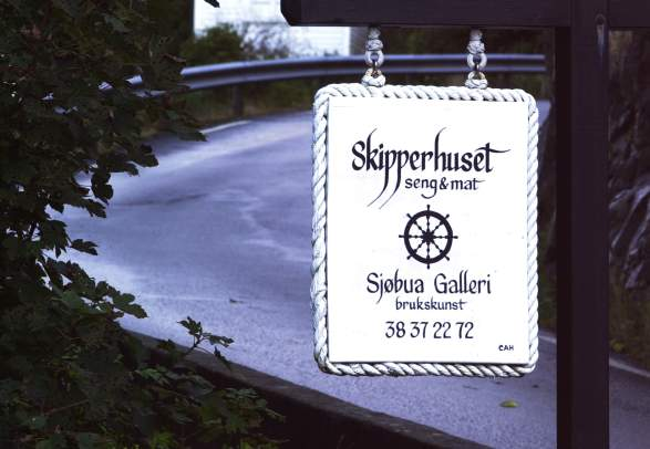 Skipperhuset - das Skipperhauser