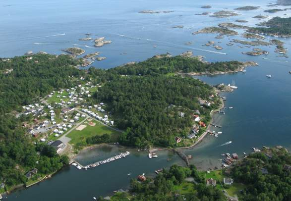 Selected Campsites In Southern Norway Official Travel Guide To