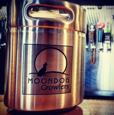 Moondog keg