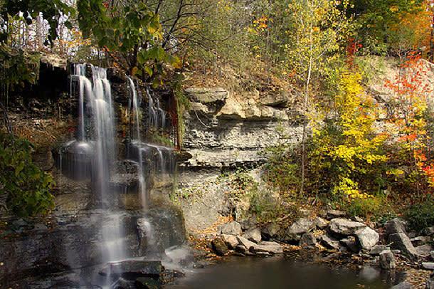 Rock Glen in fall