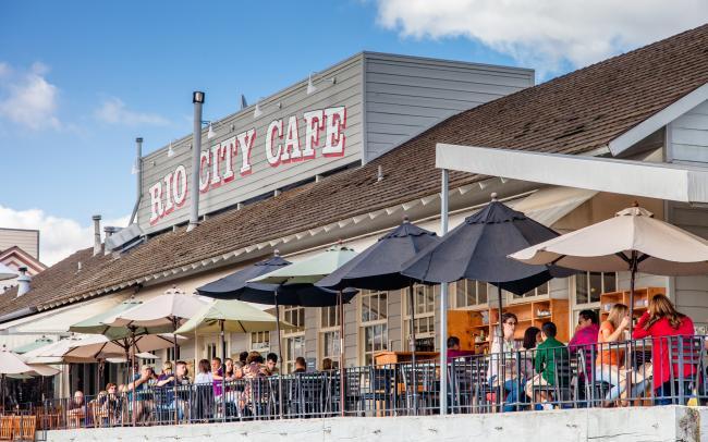 Old Sacramento - Rio City Cafe