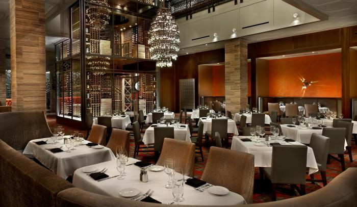©Del Frisco's Double Eagle Steakhouse