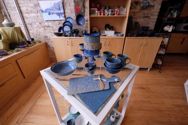 London Clay Art Centre