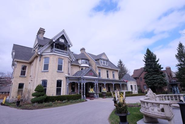 Idlewyld Inn & Spa
