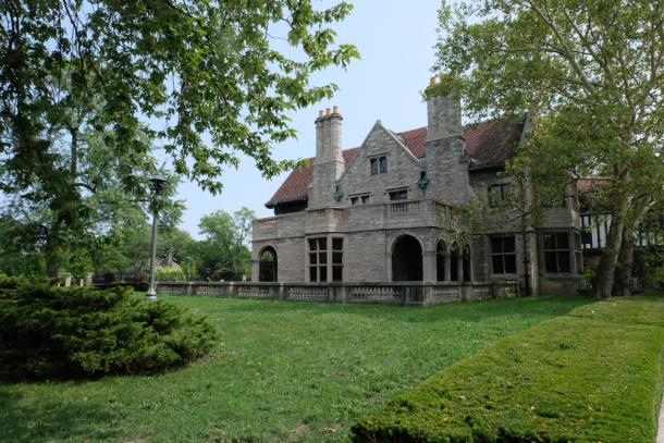 Willistead Manor in Olde Walkerville