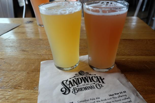 Sandwich Brewing Co.