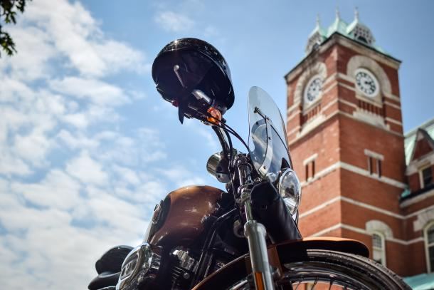 Motorcycle Cycle Objective - Clock Tower Inn