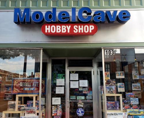 ModelCave Exterior