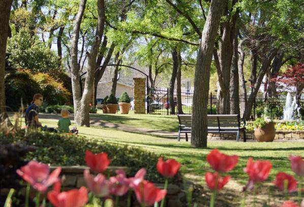 Grapevine Botanical Gardens At Heritage Park