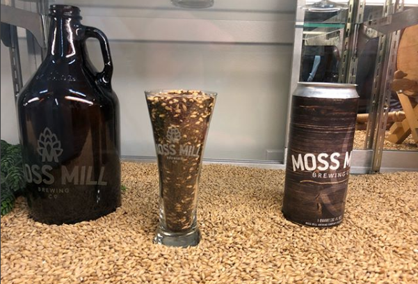 Moss Mill Beer