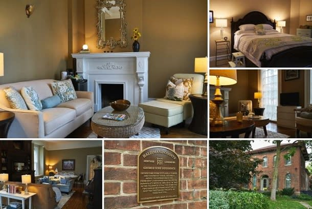 Reeve B&B collage