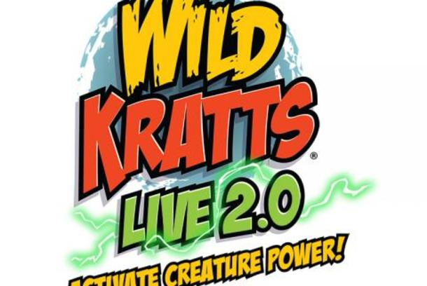 Wild Kratts at the Carson Center