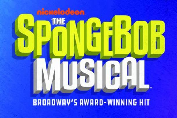 Carson Center Broadway Series Spongebob The Musical