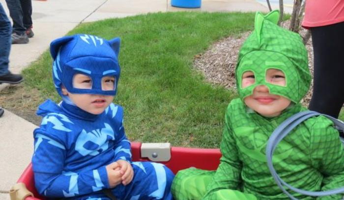 Dyer Halloween Parade