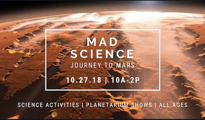 Mad Science Challenger Learning Center