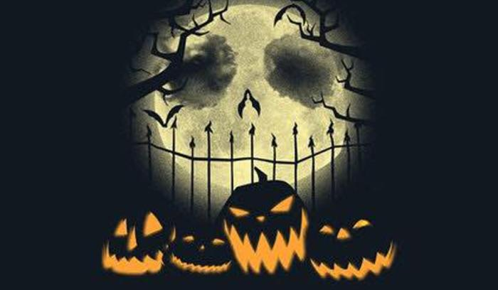 Nightmare before Halloween party