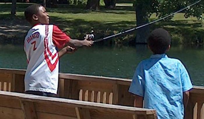 Fishing Lake County Parks