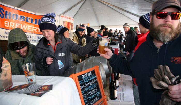 Shelf Ice Brewfest