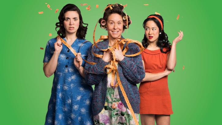 Les Belles-soeurs at the Gateway Theatre - Photo: David Cooper