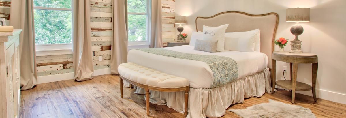 The Roost Boutique Hotel in Ocean Springs