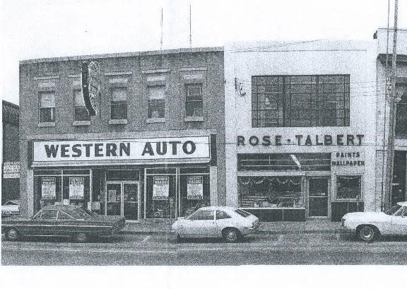 100-year-old Rose-Talbert Building