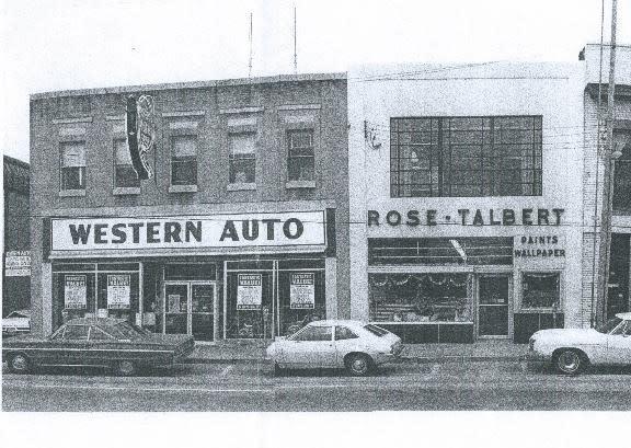 100-year-old Rose-Talbert Building