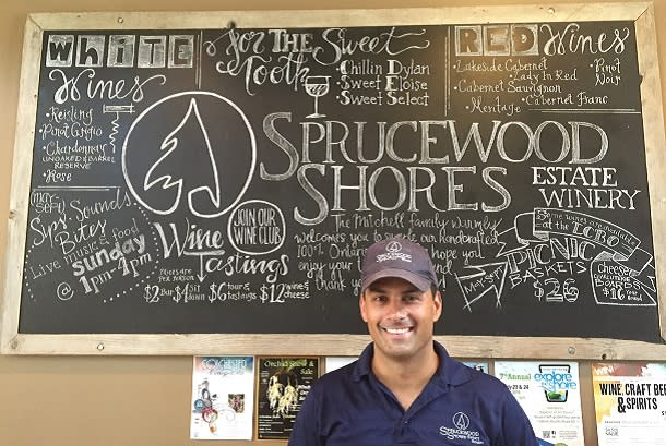 Steve from Sprucewood