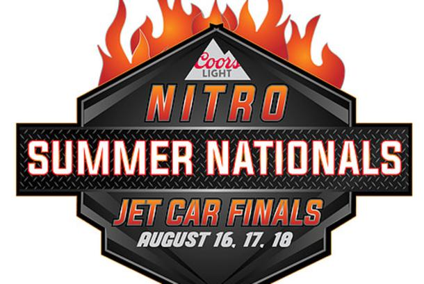 Nitro Summer Nationals Jet Car Finals
