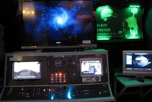 space exhibit