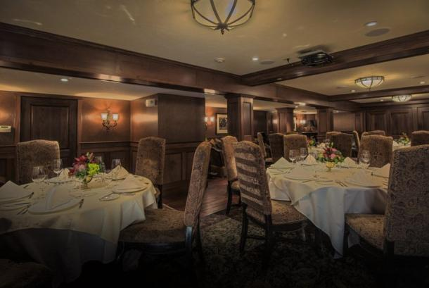 Churchill's Private Dining