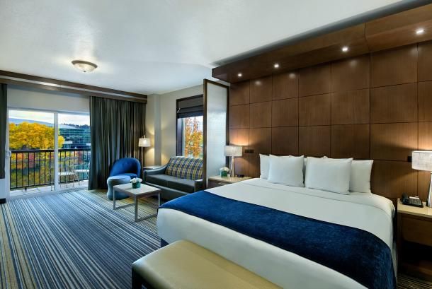 River View Executive King Suite