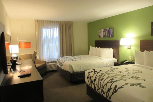 Mainstay Suites Spokane Airport