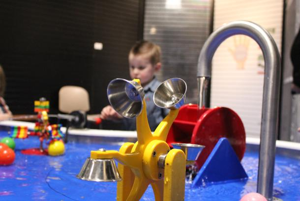 Fun things to do at Blue Zoo: Interactive STEM Play Table