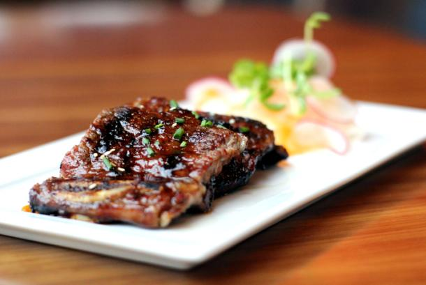 Korean Kalbi Short Ribs
