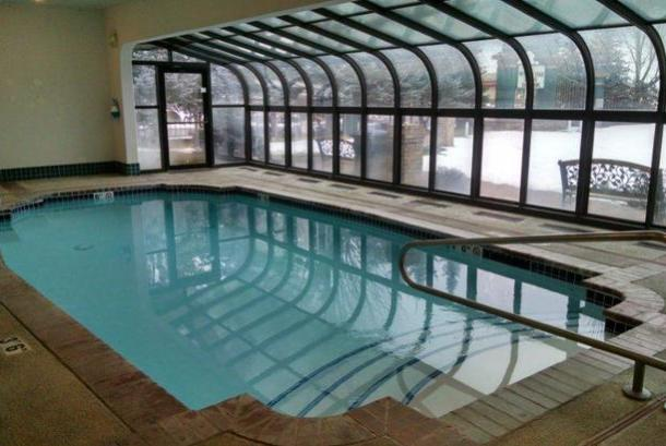 Indoor Pool at Alderwood RV Rexpress