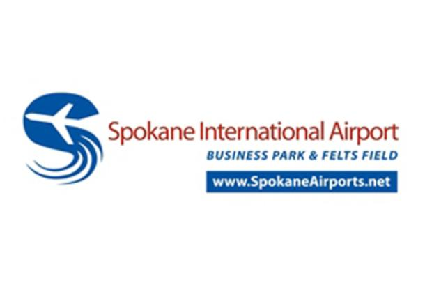 Spokane International Airport Logo