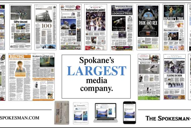 Spokane's Largest Media Company
