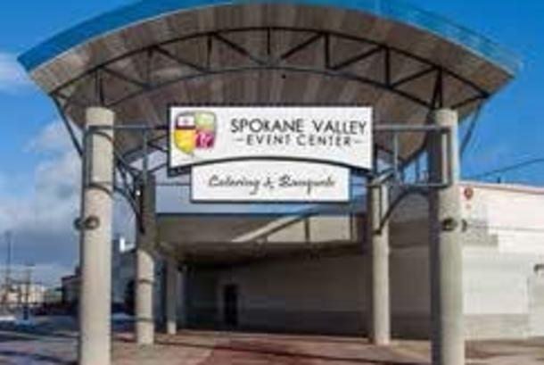 Spokane Valley Event Center_Entrance