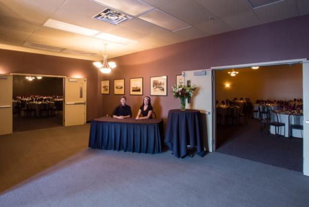 Spokane Valley Event Center_Pre Function