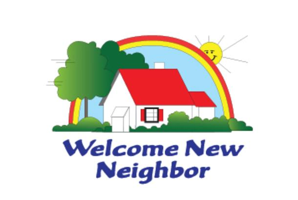 Welcome New Neighbor Logo