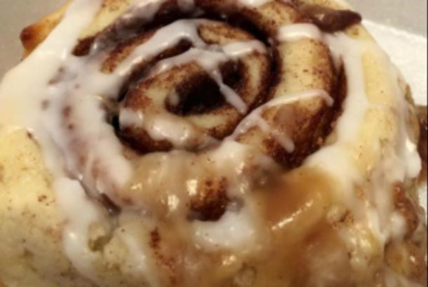Cole's Cinnamon Roll