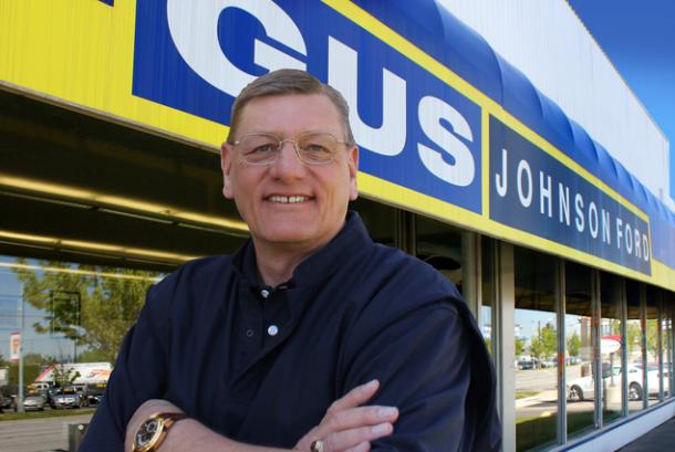 Gus Johnson Ford