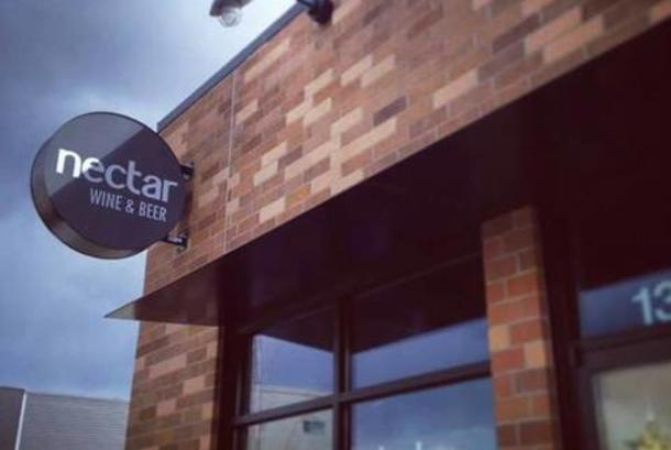 Nectar Wine and Beer Exterior