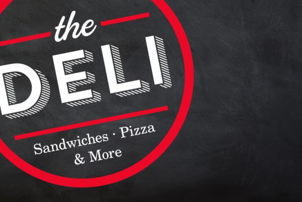 The Deli logo