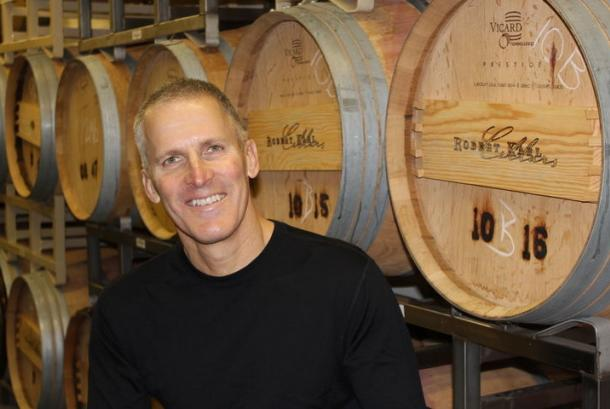 Physician-winemaker, Joseph Gunselman of Robert Karl Cellars