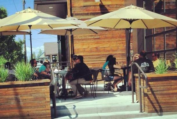 Perry Street Brewing Patio