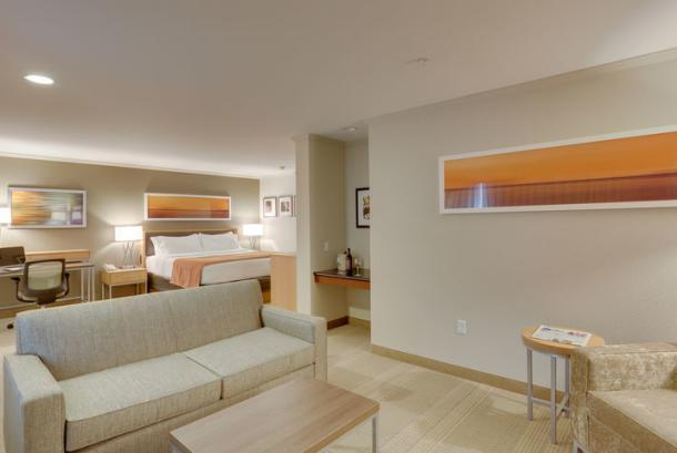 Spacious Guest Rooms