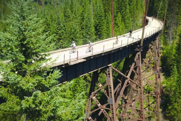 Kelly Creek Trestle
