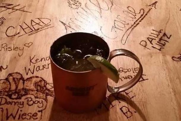 Tomato Street Moscow Mule